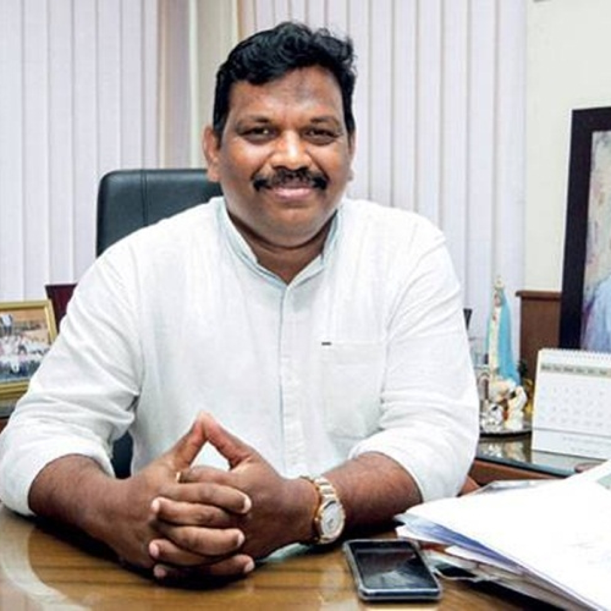 Goa minister Michael Lobo wants 15-day ban on travellers from Maharashtra