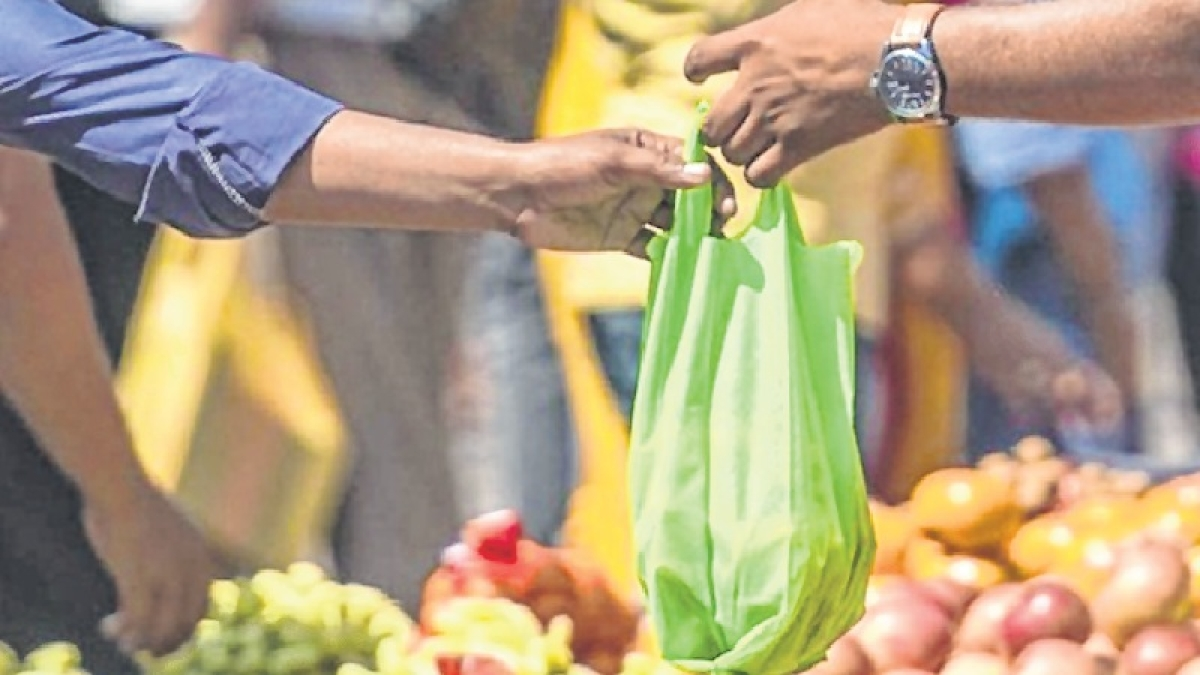 Odisha government bans polythene, plastic bags in 6 major cities
