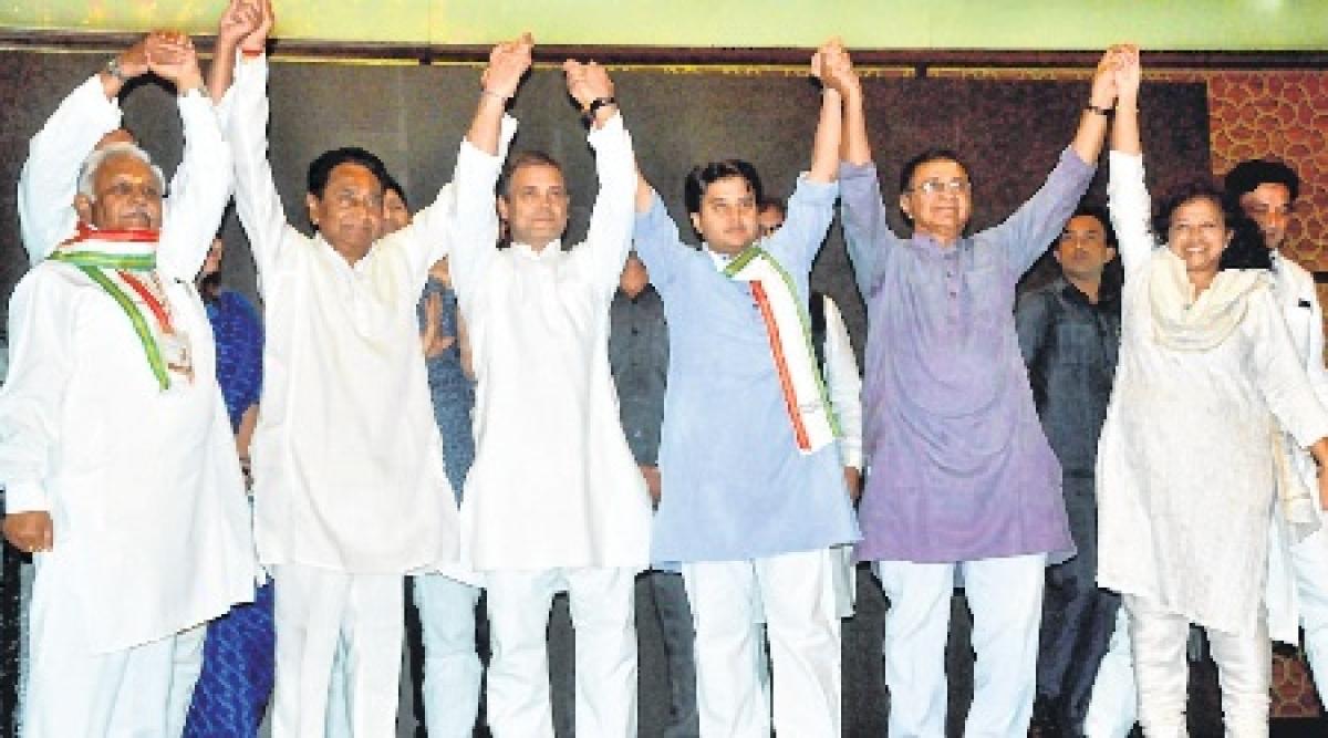 Indore: 'NOT Hinduwadi, AM RASHTRAWADI'