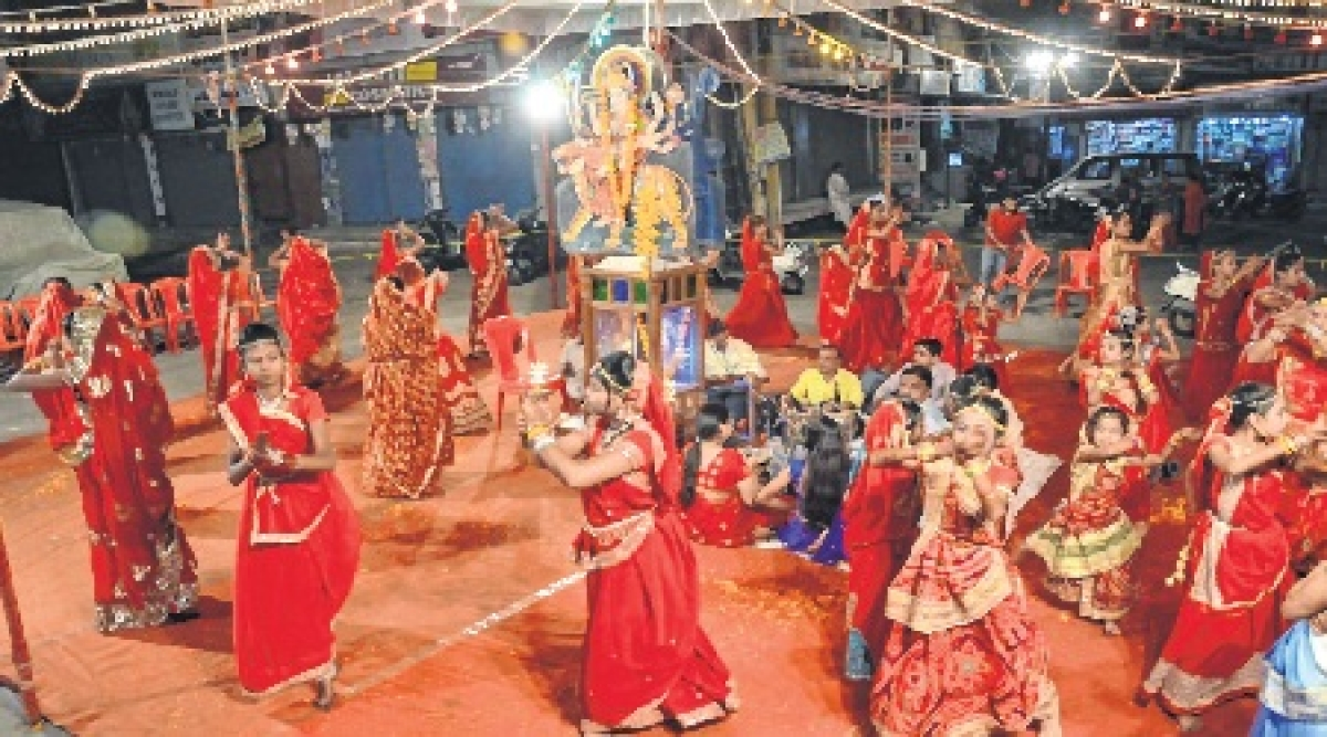 Indore: October Fest, Where spirituality merges with tradition