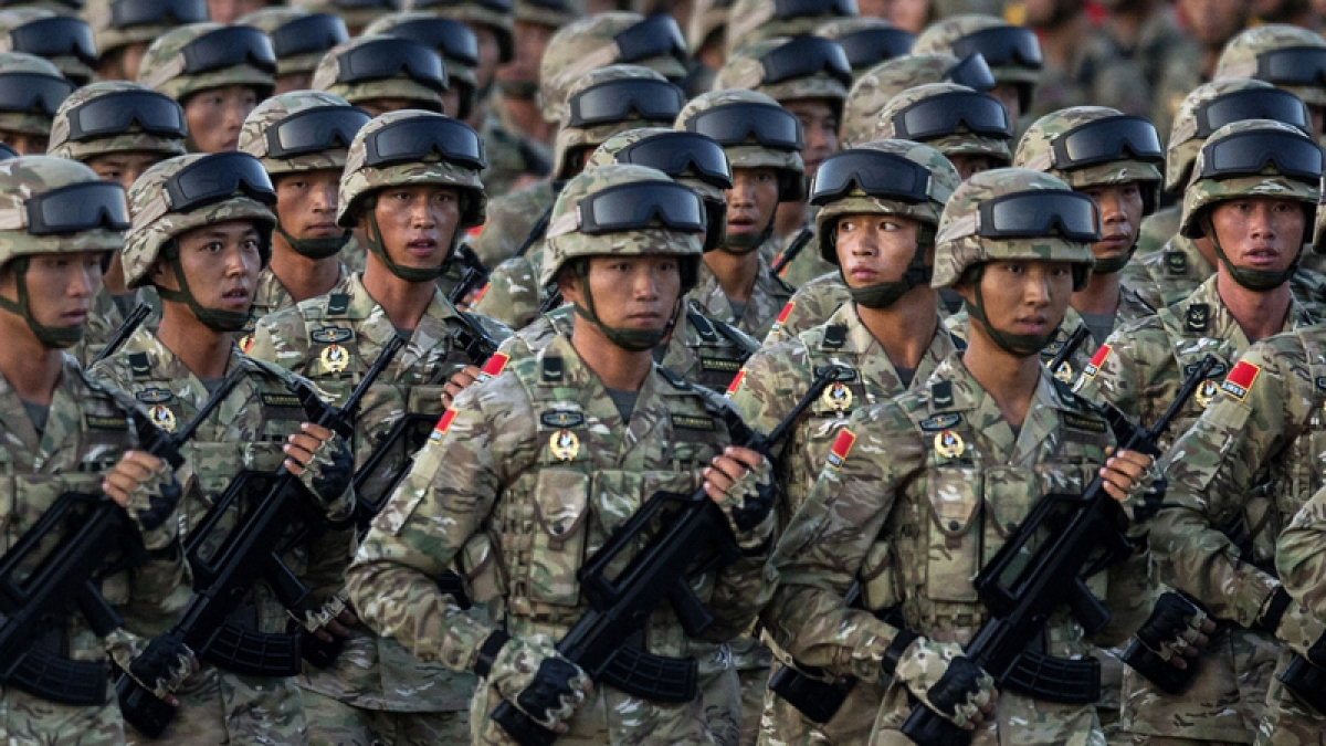 Chinese military opposes US 'provocation' in South China Sea