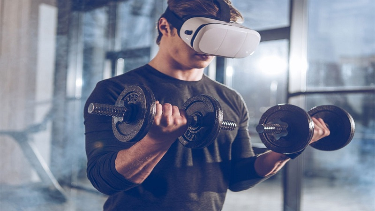 Look how VR tech benefits health