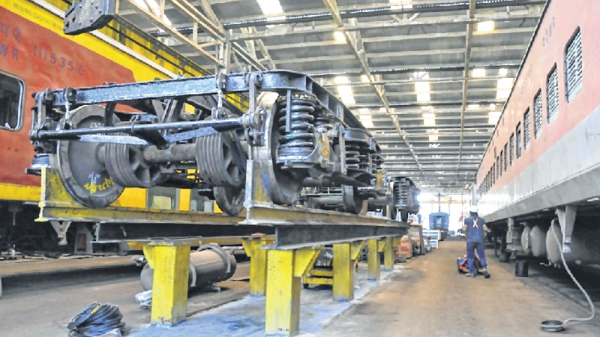 Mumbai: Western Railway mulls Rs 176 crore makeover plan for Lower Parel Workshop