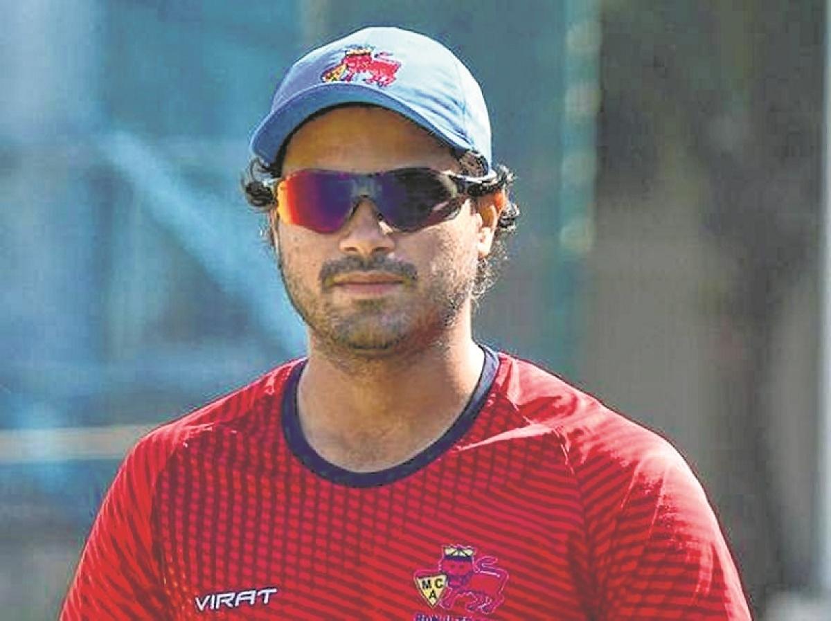 Ranji Trophy: Aditya Tare's century help Mumbai secure three points