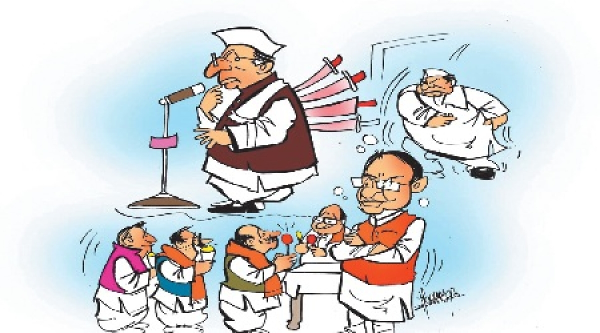 Madhya Pradesh Assembly Polls 2018: BJP's sop opera for rebels