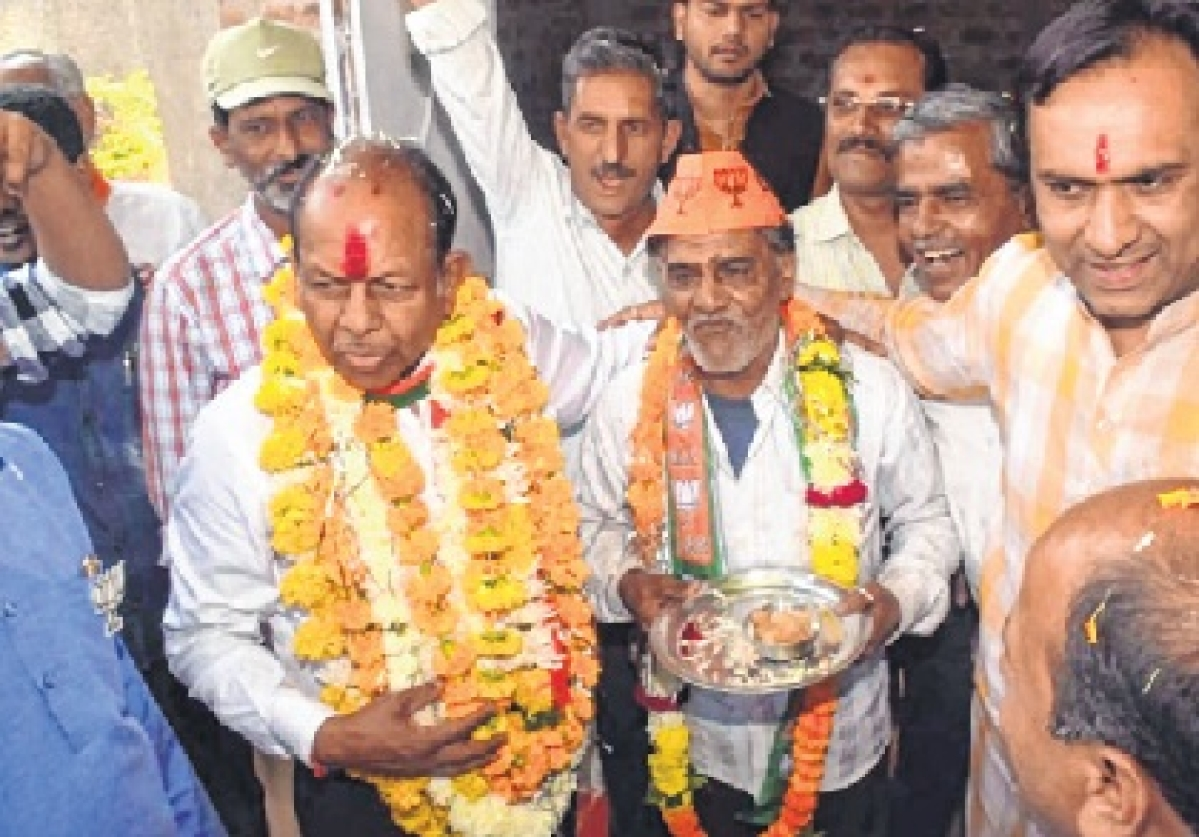 BJP candidate Madhu Verma