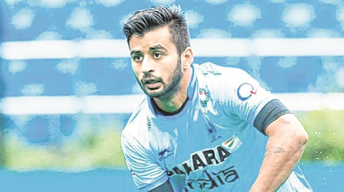 Manpreet Singh aims for top spot