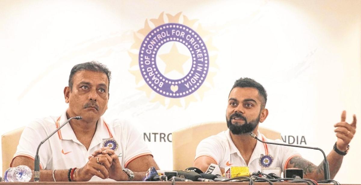 Shastri, not 'yes man' for Kohli
