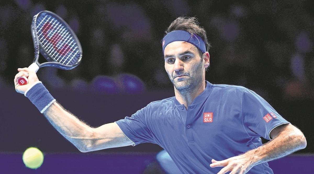 Halle of fame for Roger Federer