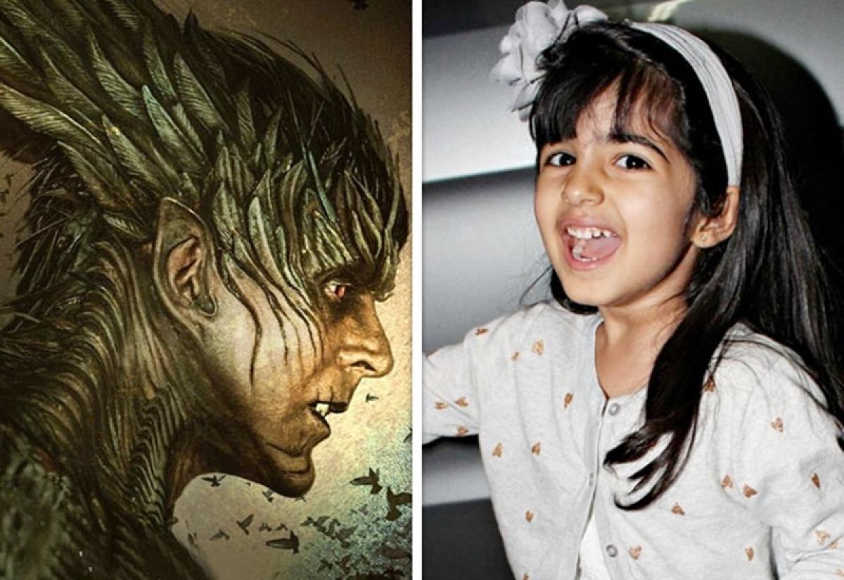 2.0: Akshay Kumar reveals how his daughter Nitara reacted to his crow man look
