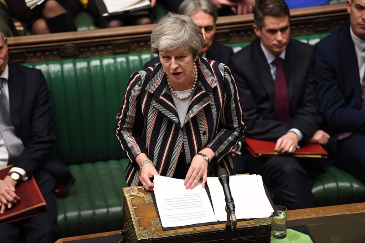 British parliament to vote on Brexit deal on December 11: PM Theresa May