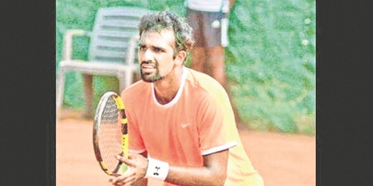 Arjun Kadhe shocks Ramkumar Ramanathan, Sasi  Kumar Mukund beats Saketh Myneni