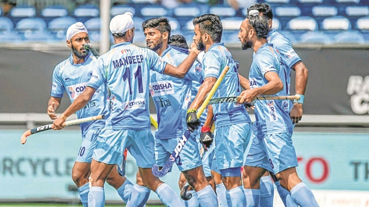 Spain coach places India among favourites