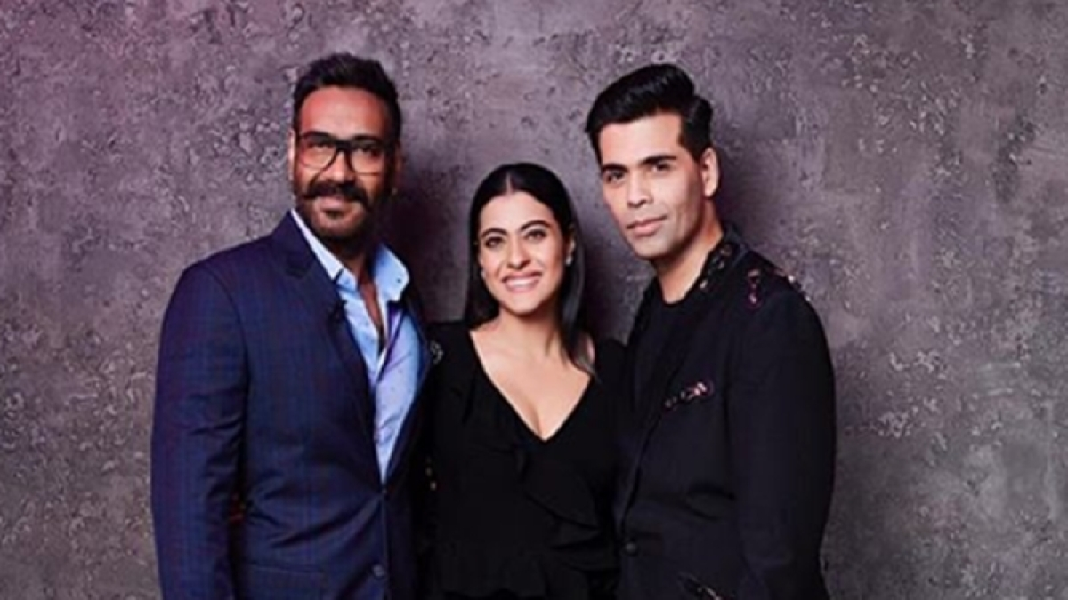 Ajay Devgn-Kajol to appear next on Karan Johar's Koffee With Karan 6