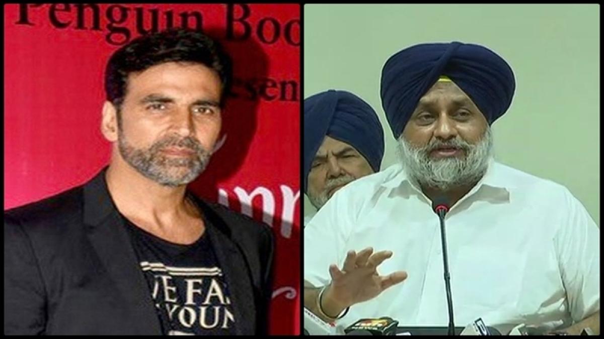 Bargari sacrilege: SIT summons Akshay Kumar, Badal father-son duo