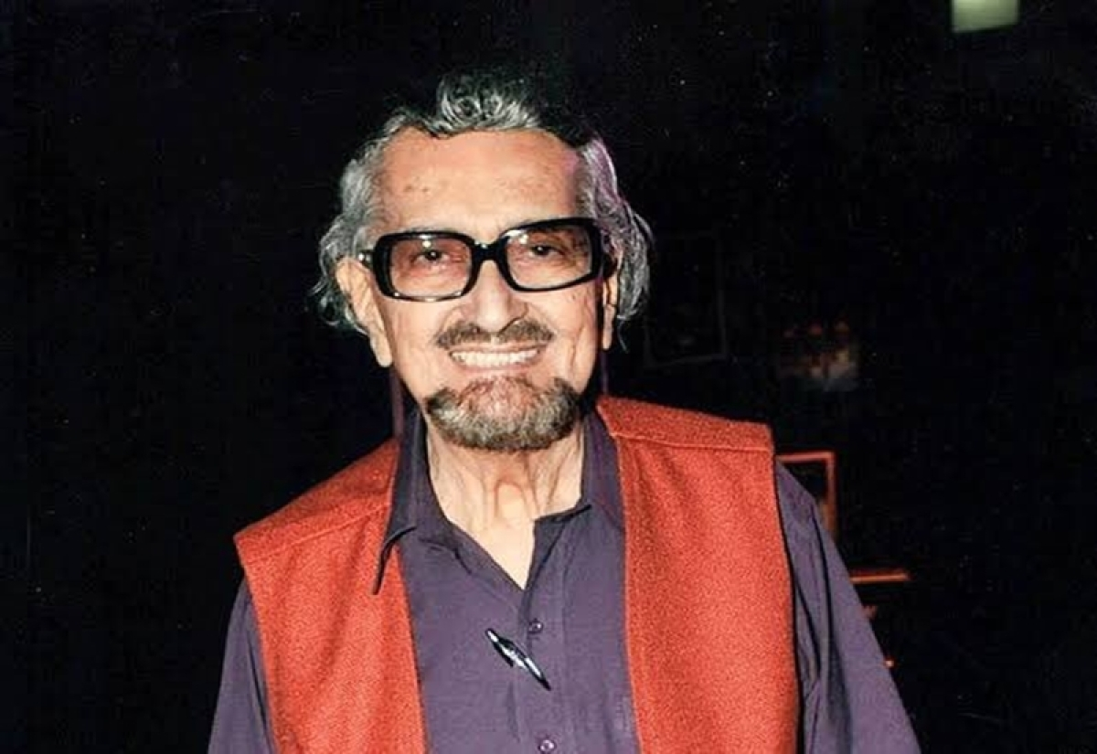 Alyque Padamsee's picture posted by Atul Kasbekar