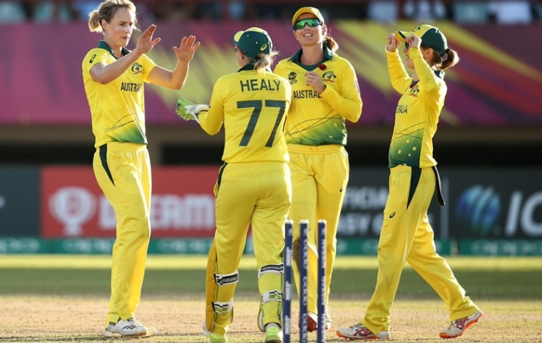 Women's World T20 2018: Post defeat against India by 48 runs, Australia fined for slow-over rate in the match