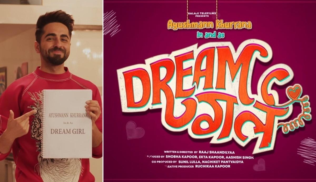 Ayushmann Khurrana begins shooting for 'Dream Girl' in Mathura