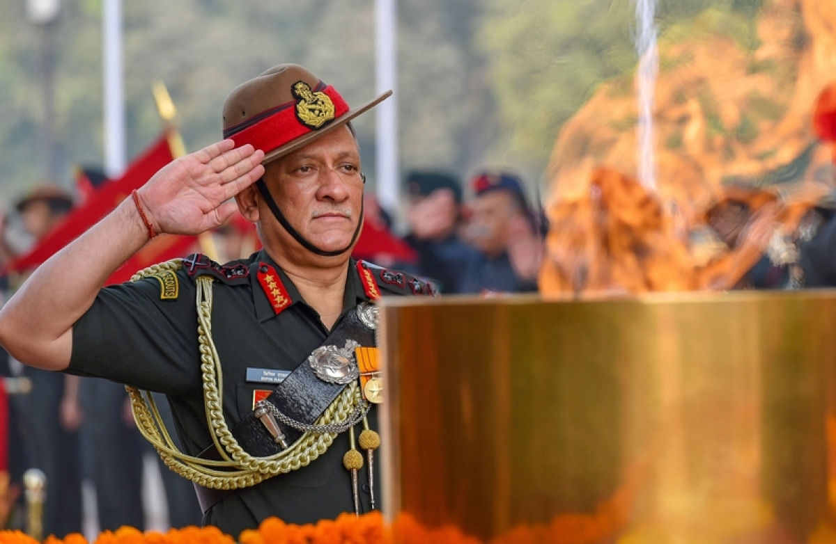 To stay together with India, Pakistan need to develop as secular state, says Army Chief General Bipin Rawat