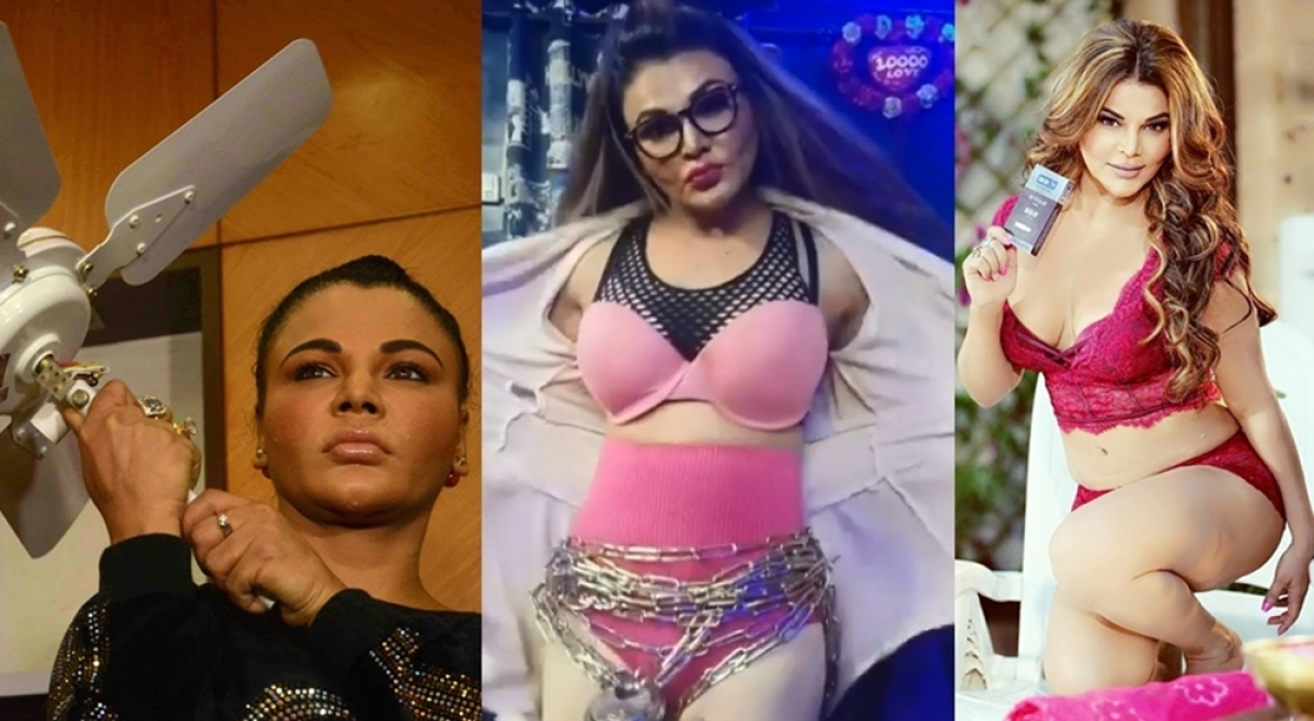 Rakhi Sawant Birthday Special! 8 Bizarre theories made by the queen of controversies