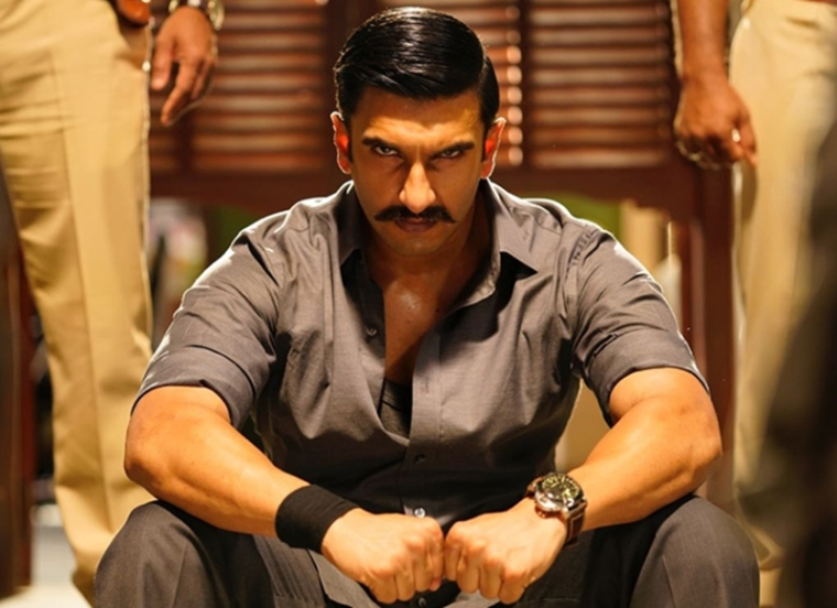 Ranveer Singh starrer Simmba trailer to release on December 3, 2018
