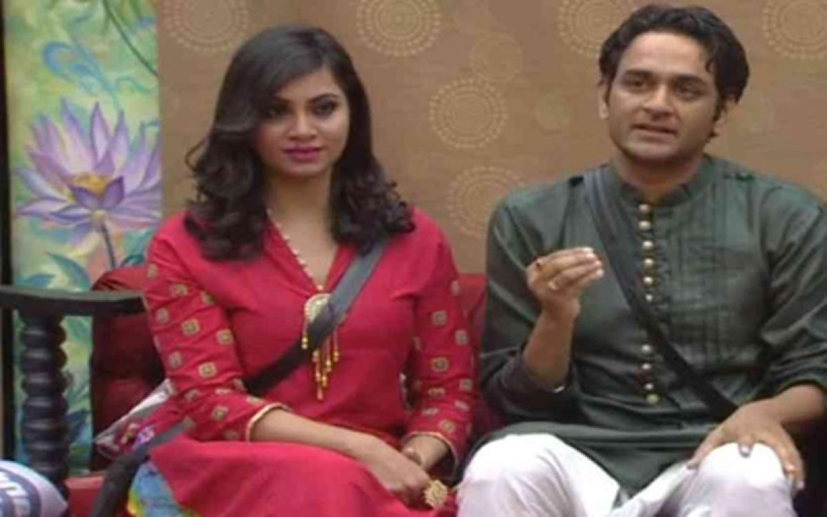 OMG! Arshi Khan calls Vikas Gupta looser mind, supports Bigg Boss 12 contestant Sreesanth