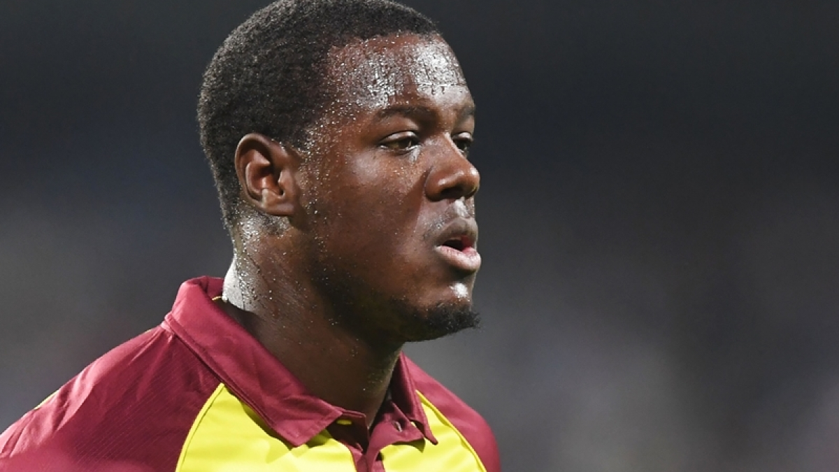 George Floyd death: West Indies cricketer Carlos Brathwaite joins 'Black Lives Matter' march in London