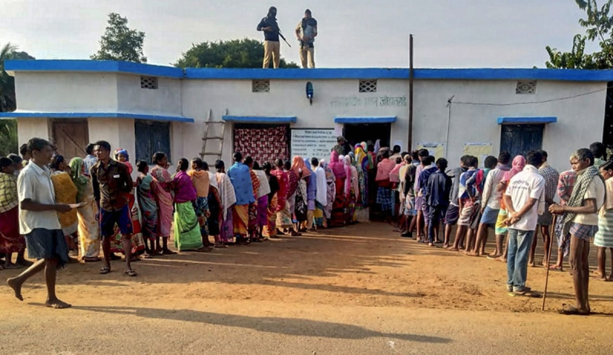 Madhya Pradesh Assembly Election 2018: 6.3 per cent voters turnout till 9 am