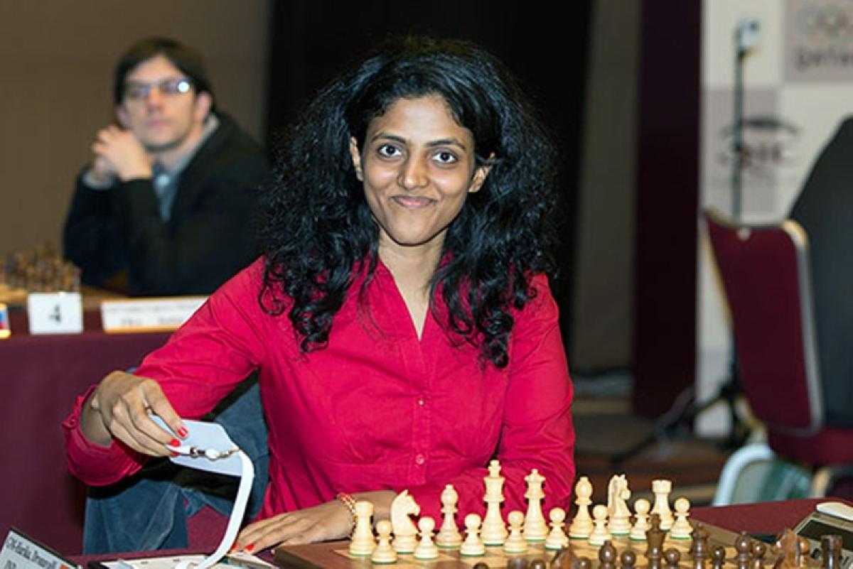Harika bows out of World Women Chess Championship