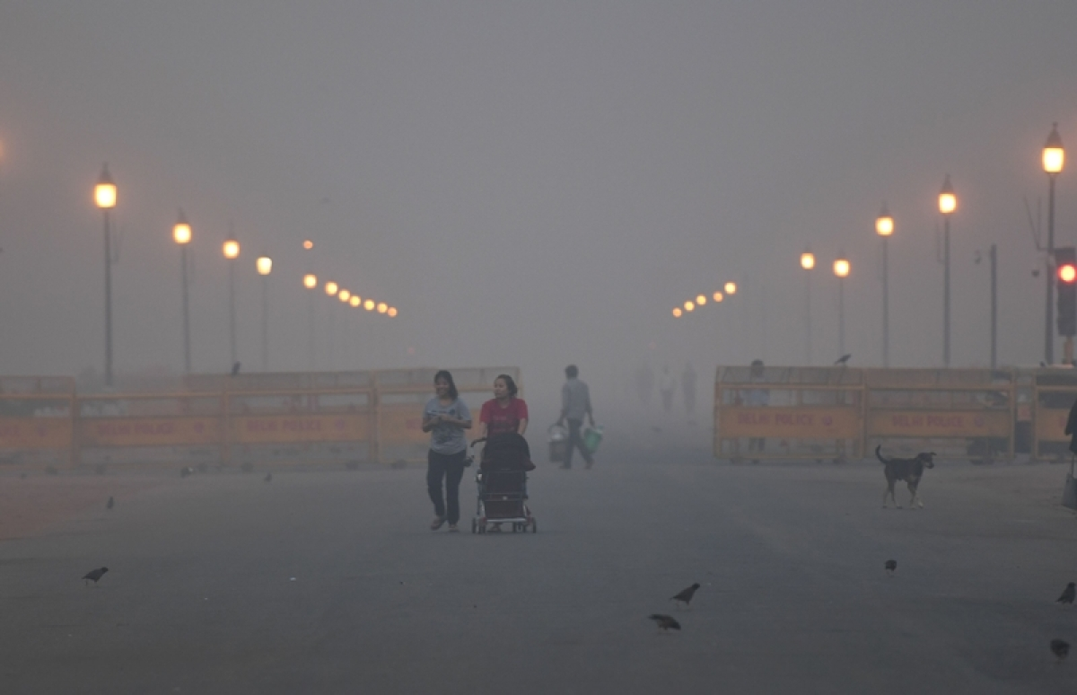 Supreme Court asks CPCB to prosecute government officials for not acting on Delhi's air pollution complaints