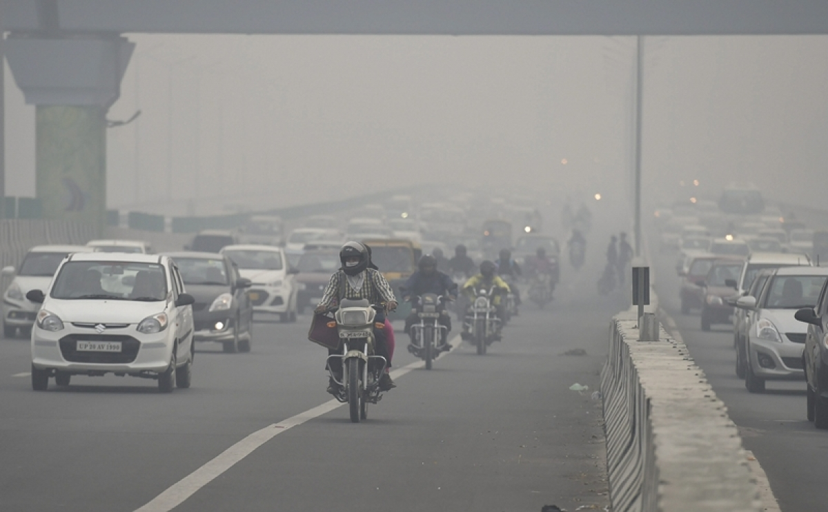 Delhi's air quality remains 'severe' for 4th day: authorities