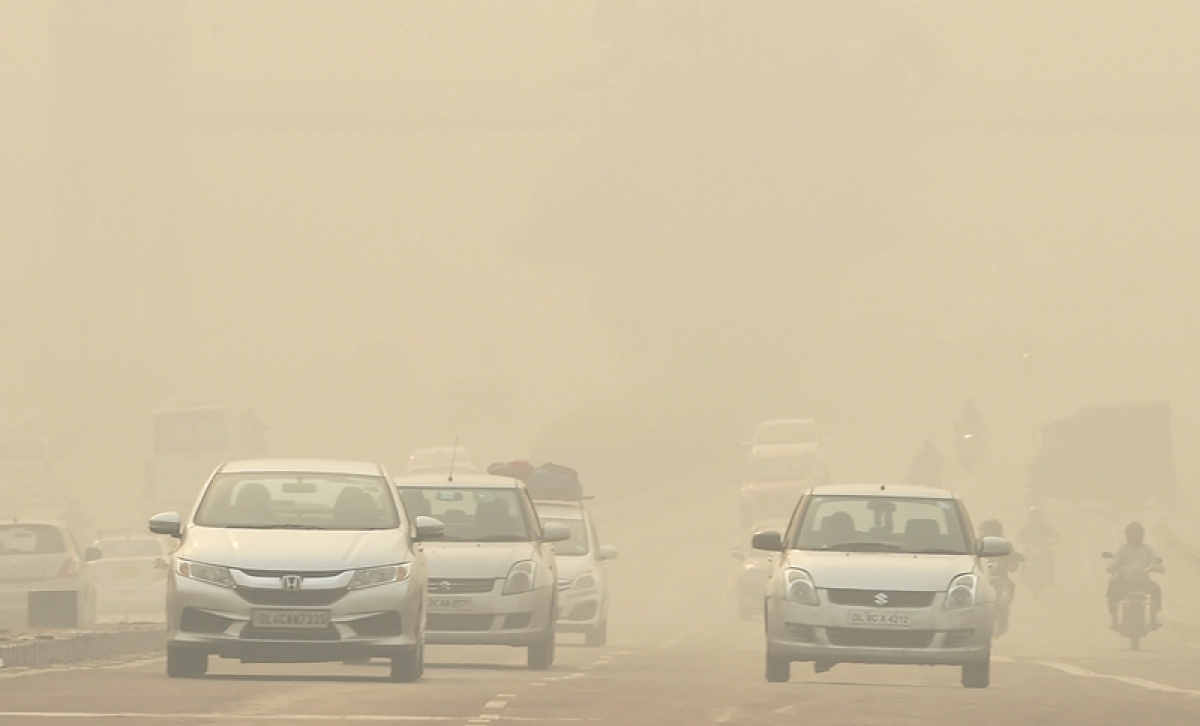 Delhi's air quality remains hazardous due to unfavourable weather conditions, stubble burning