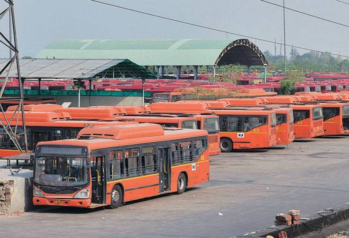 Delhi: Free ride to women in DTC buses on Bhai Dooj