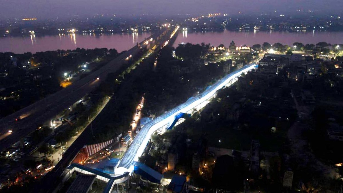 What is Dakshineswar Skywalk? All you need to know about the swanky bridge in Kolkata