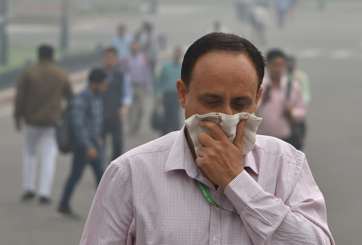 Is State vying with Delhi for 'bad air day' status?