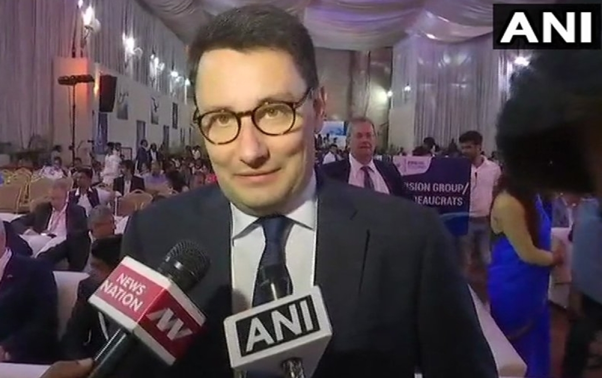 Moved by Indians' messages after blaze: French envoy