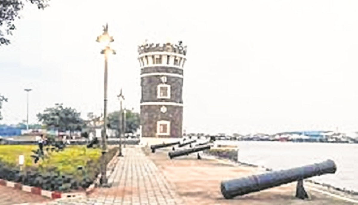 Mumbai: MbPT's watch tower will soon have light and sound show