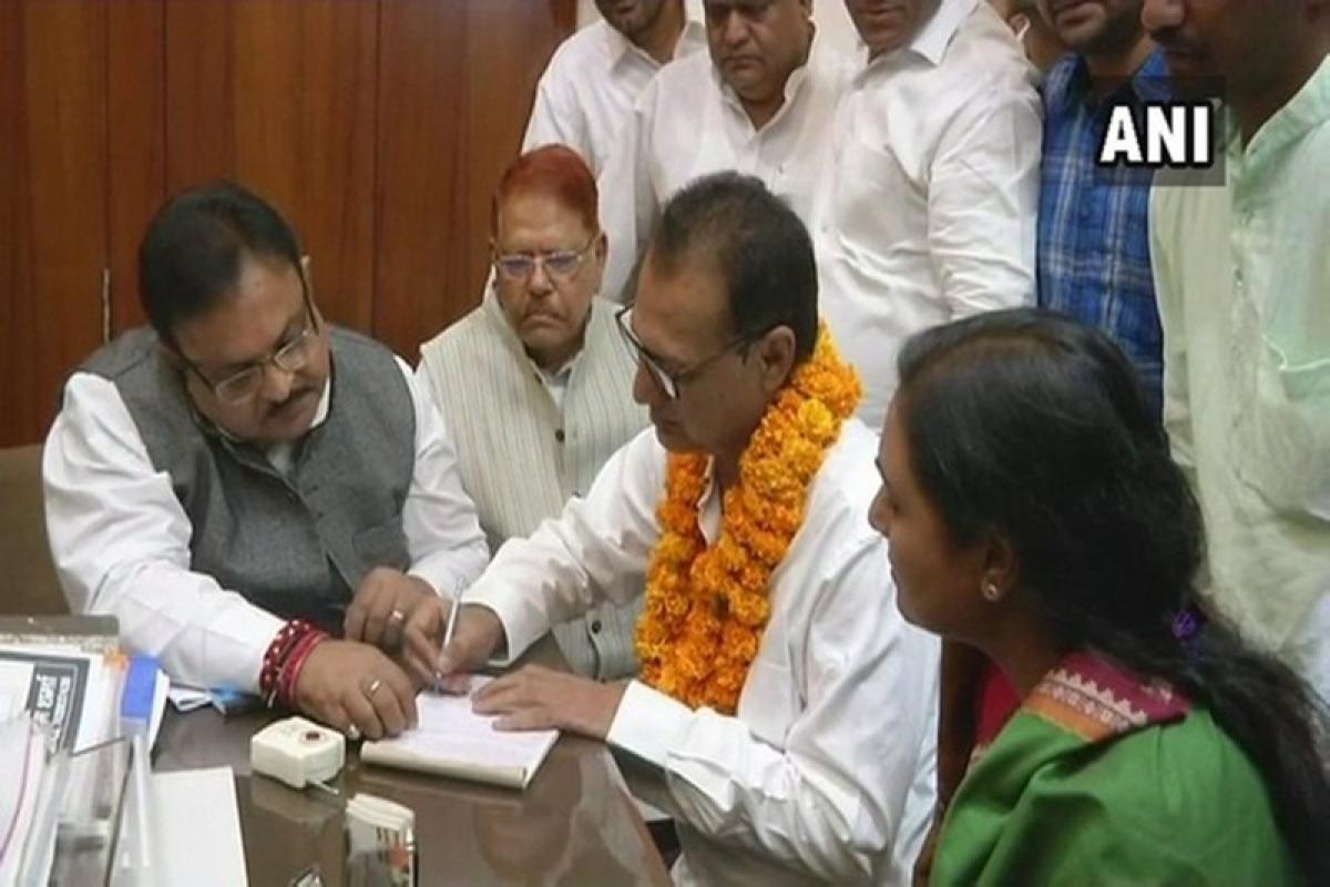Rajasthan Elections 2018: Ahead of elections, former BJP MLA Habibur Rahman joins Congress