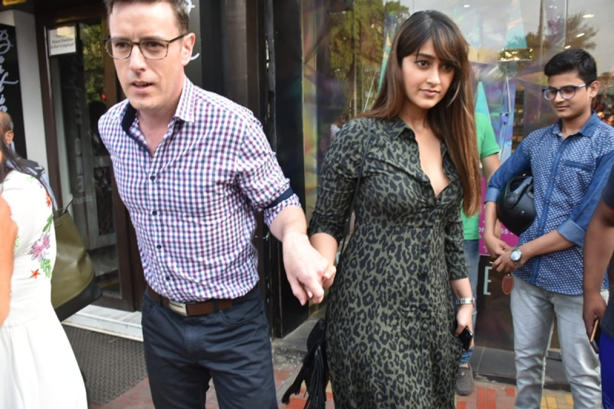 In pictures! Ileana D'Cruz celebrates her birthday with alleged boyfriend Andrew Kneebone; goes on lunch date