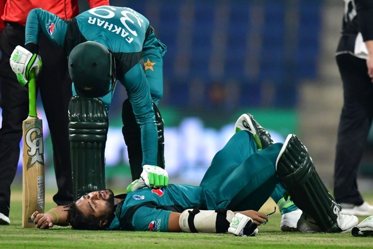 Pakistan vs New Zealand: Imam-ul-Haq's head injury overshadows Pakistan's victory