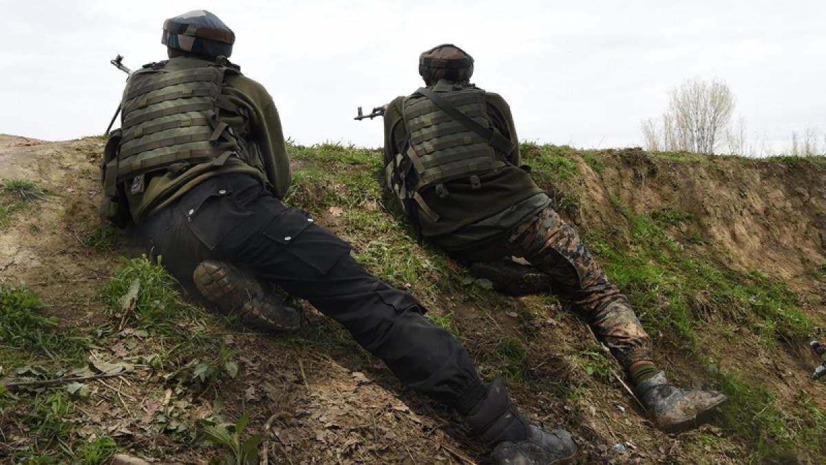 Six militants, boy killed in Kashmir