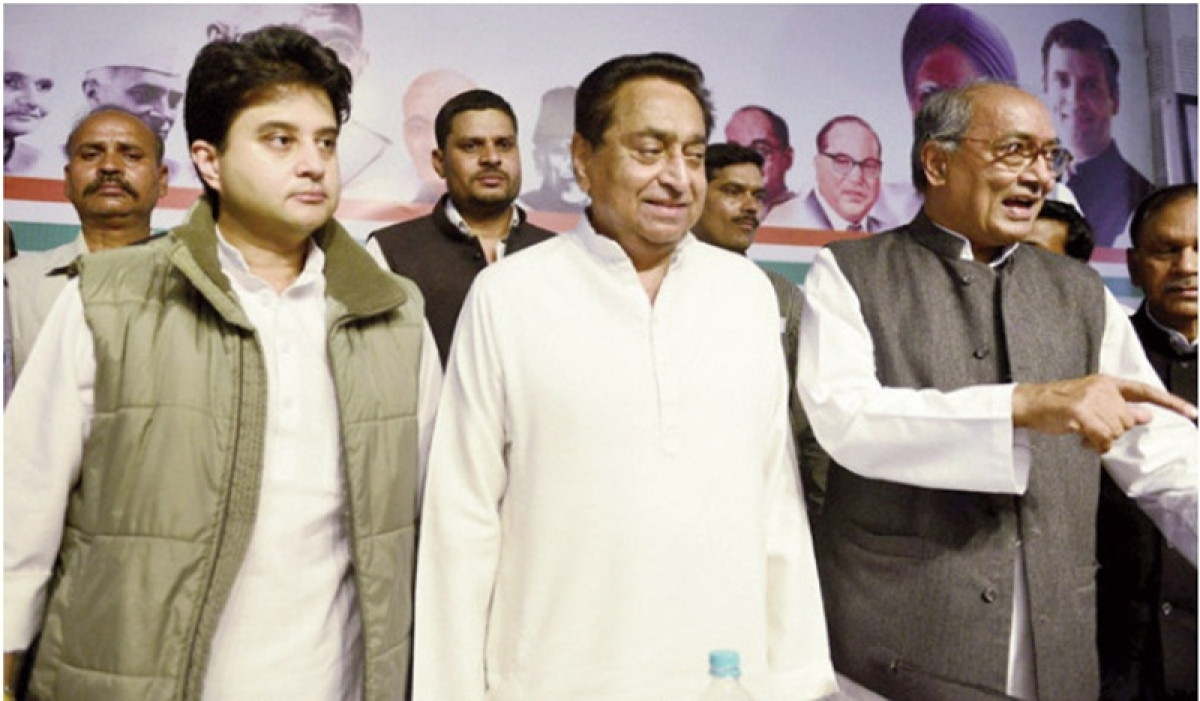 Bhopal: BJP seeks rejection of Kamal Nath's nomination paper