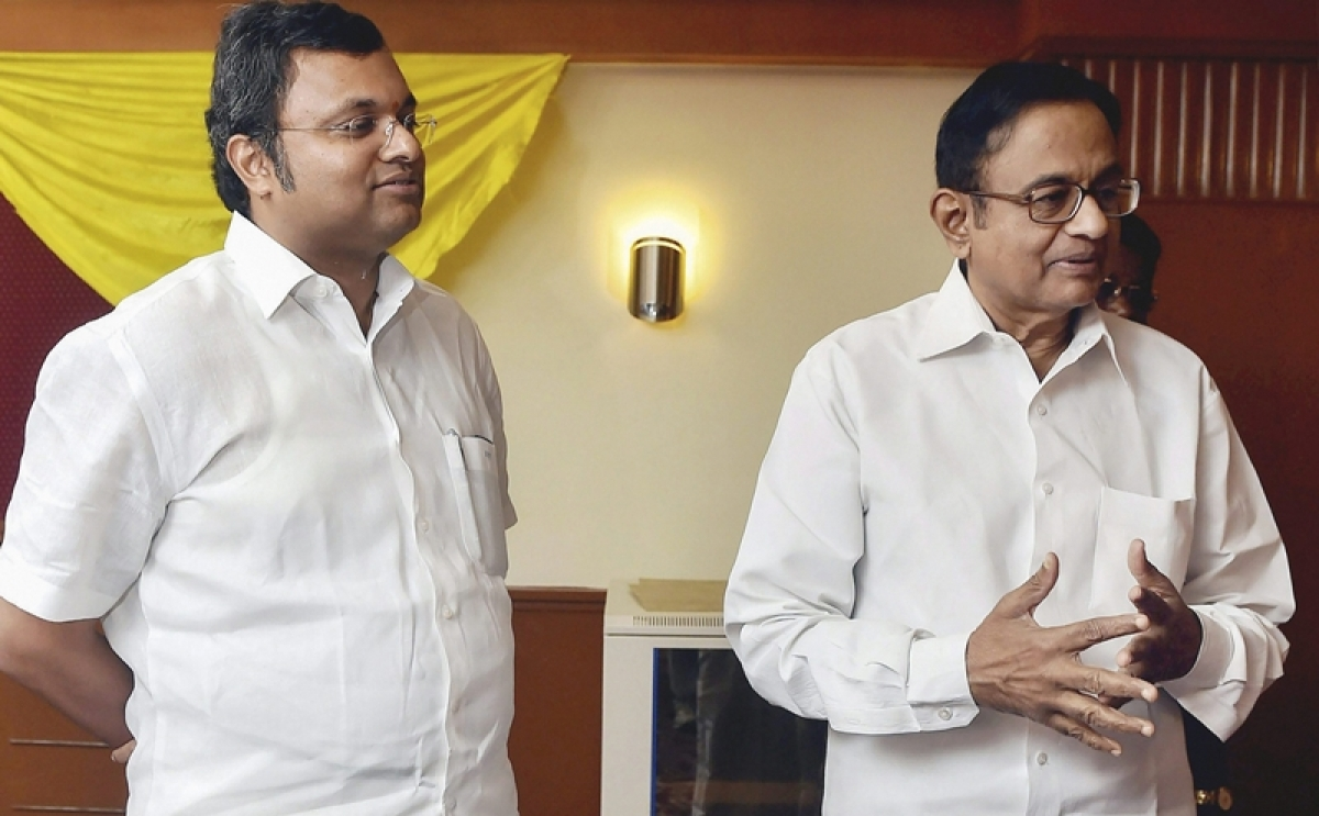Aircel-Maxis case: Court extends Chidambaram, Karti's interim protection till March 8
