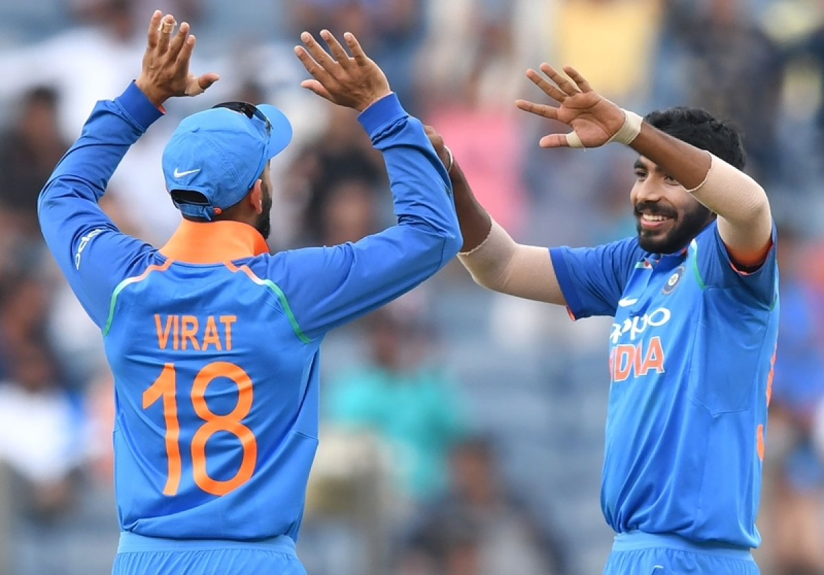 ICC ODI rankings: Kohli, Bumrah retain top spots; Jadeja back in top 10