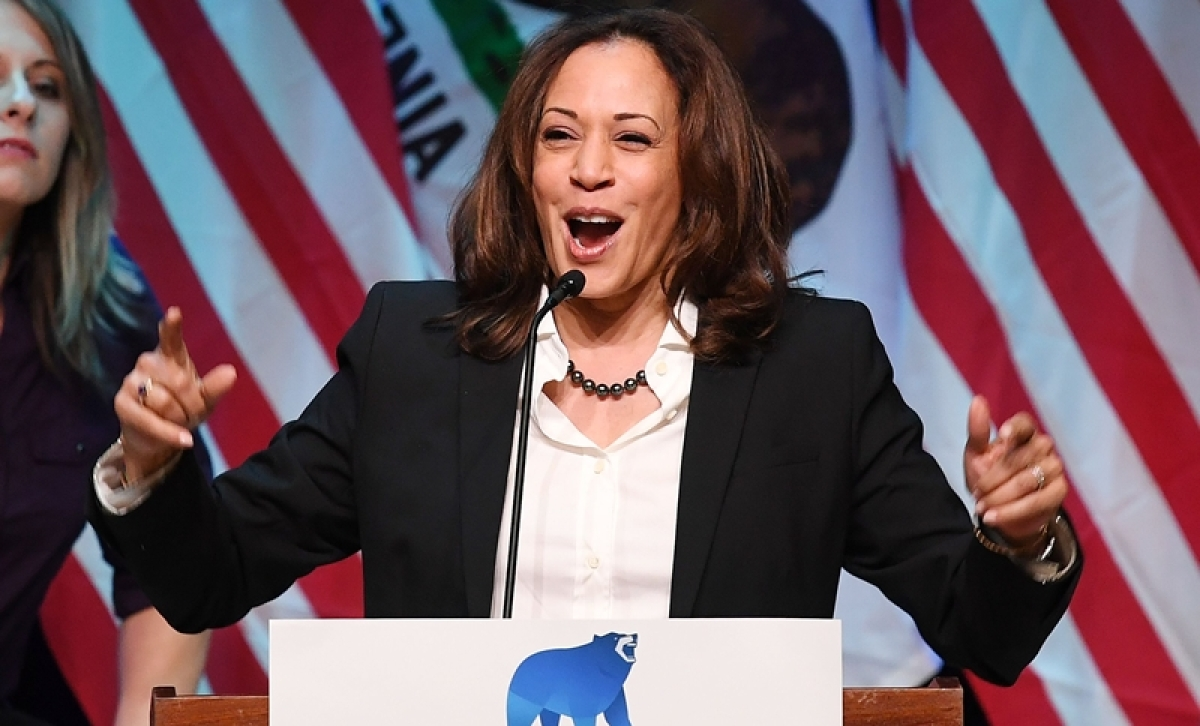 US presidential election 2020: Indian-origin Senator Kamala Harris among potential Democratic aspirants