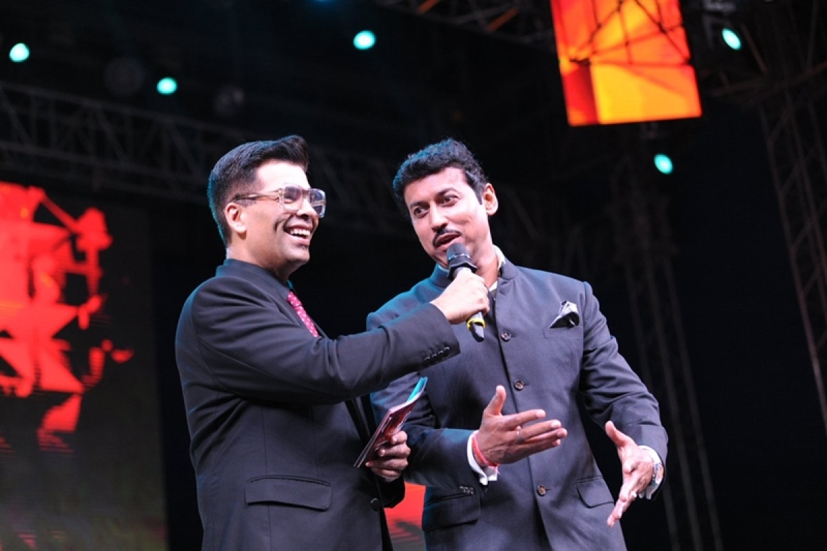 IFFI 2018: Rajyavardhan Singh Rathore wants Karan Johar to direct his biopic
