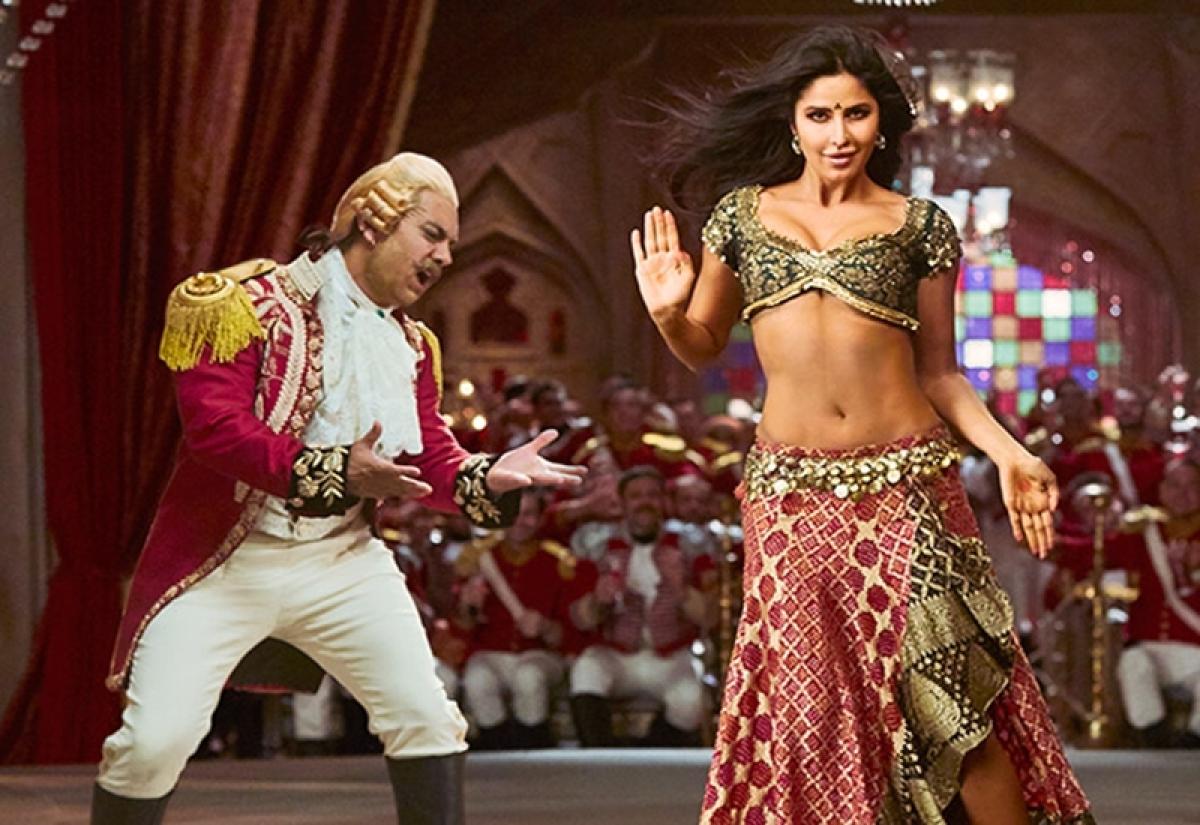 OMG! Katrina Kaif conned once again by Aamir Khan and Vijay Krishna Acharya in 'Thugs Of Hindostan'