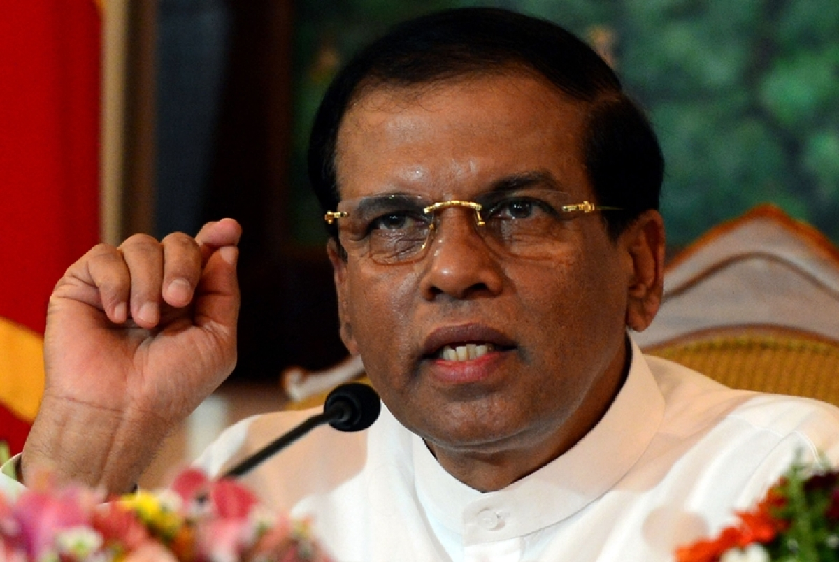 Rajapaksa bribed MPs to prove majority: Maithripala Sirisena