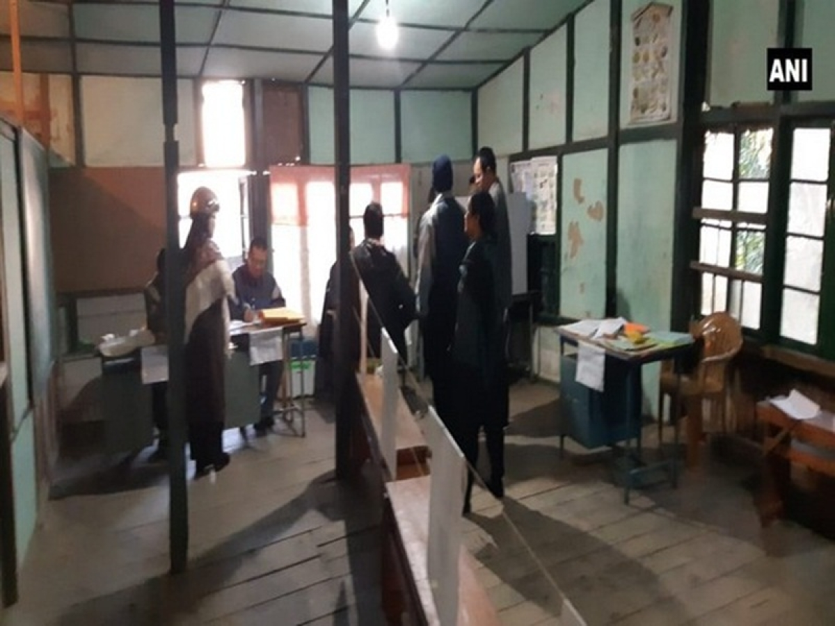 Mizoram Elections 2018: Amid tight security, polling begins for state assembly elections