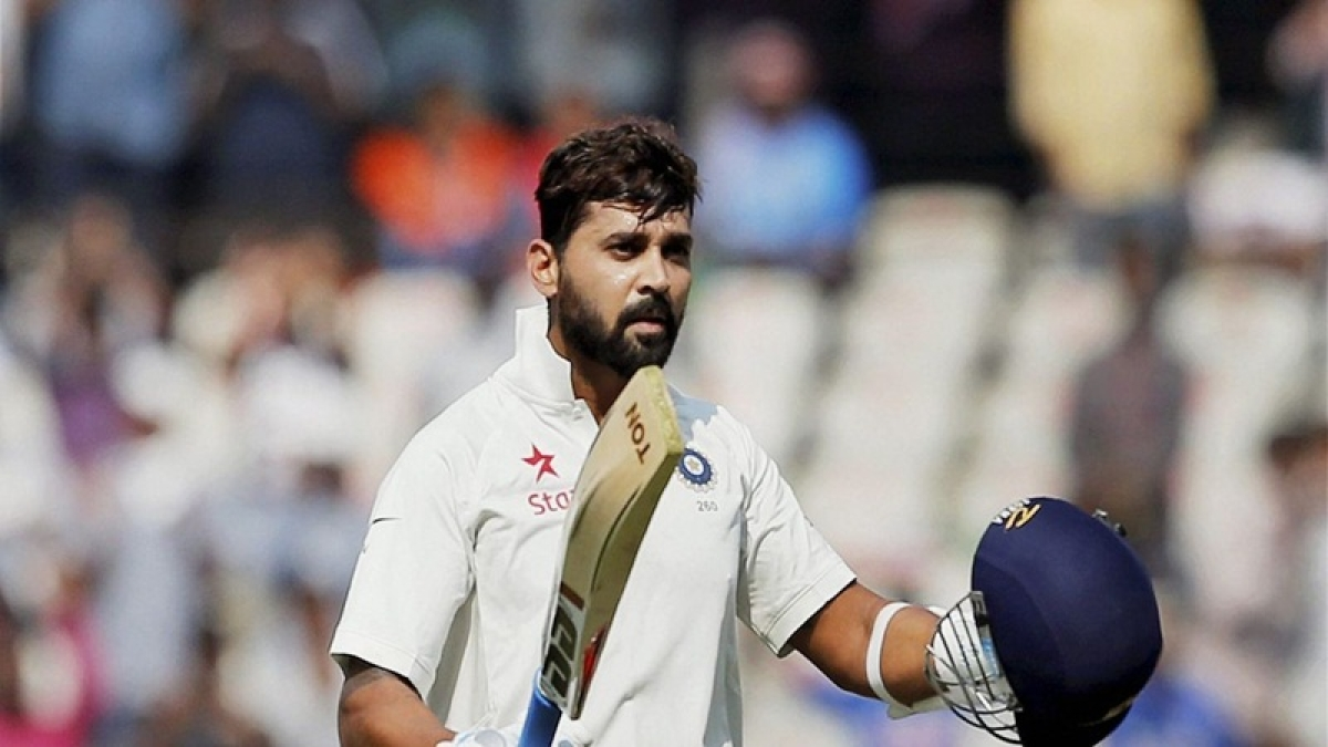 'Playing in Australia suits my game', says Murali Vijay